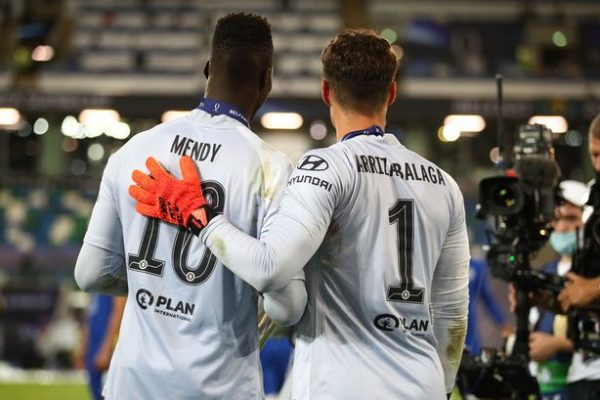 Tuchel reveals Mendy has no problem being substituted with Kepa