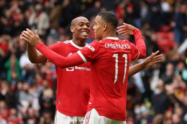 Martial is available for the 2021/22 season.